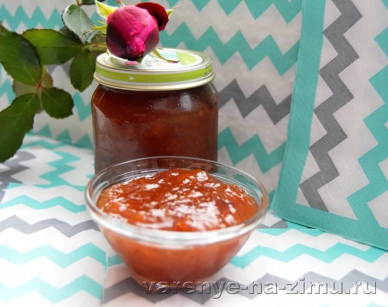 Вишневый джем без косточек на зиму — 5 рецептов с фото пошагово