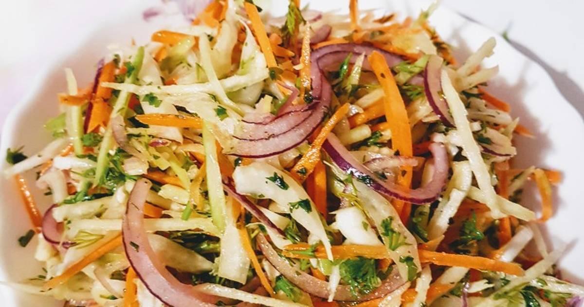 Салат из черной редьки - витаминный клад: рецепт с фото и видео