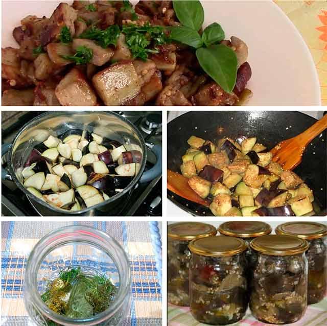 Баклажаны как грибы на зиму: быстрые и вкусные рецепты без стерилизации
