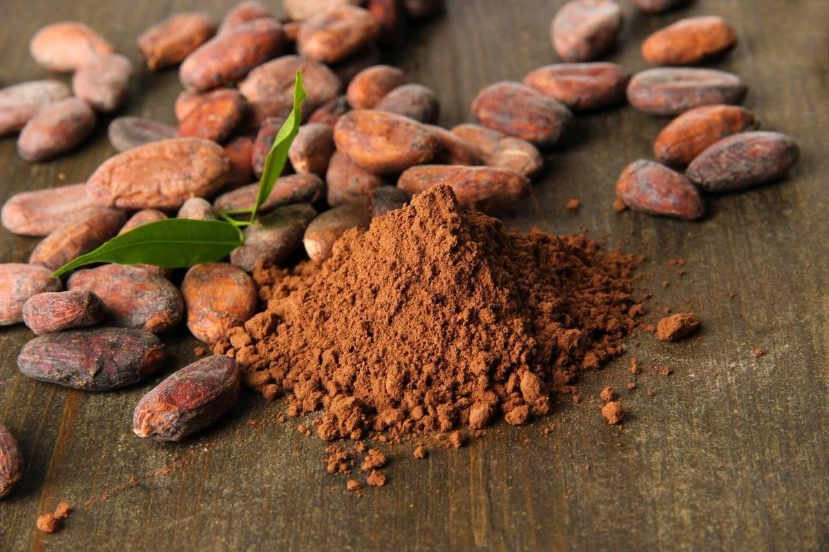 Какао орех