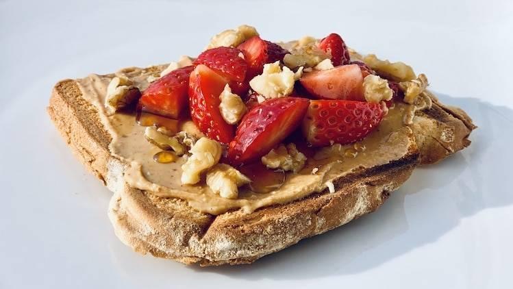 Арахисовая паста бутербродная рецепт с фото пошагово - 1000.menu