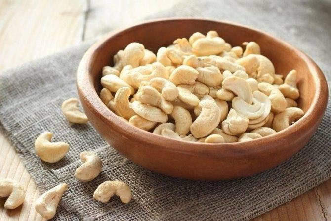 Всё об орехах кешью — польза, вред, вкус и кулинарный шедевр