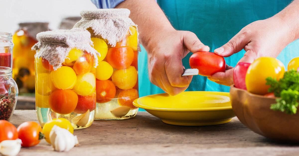 Консервирование продуктов. подробное руководство и полезные советы