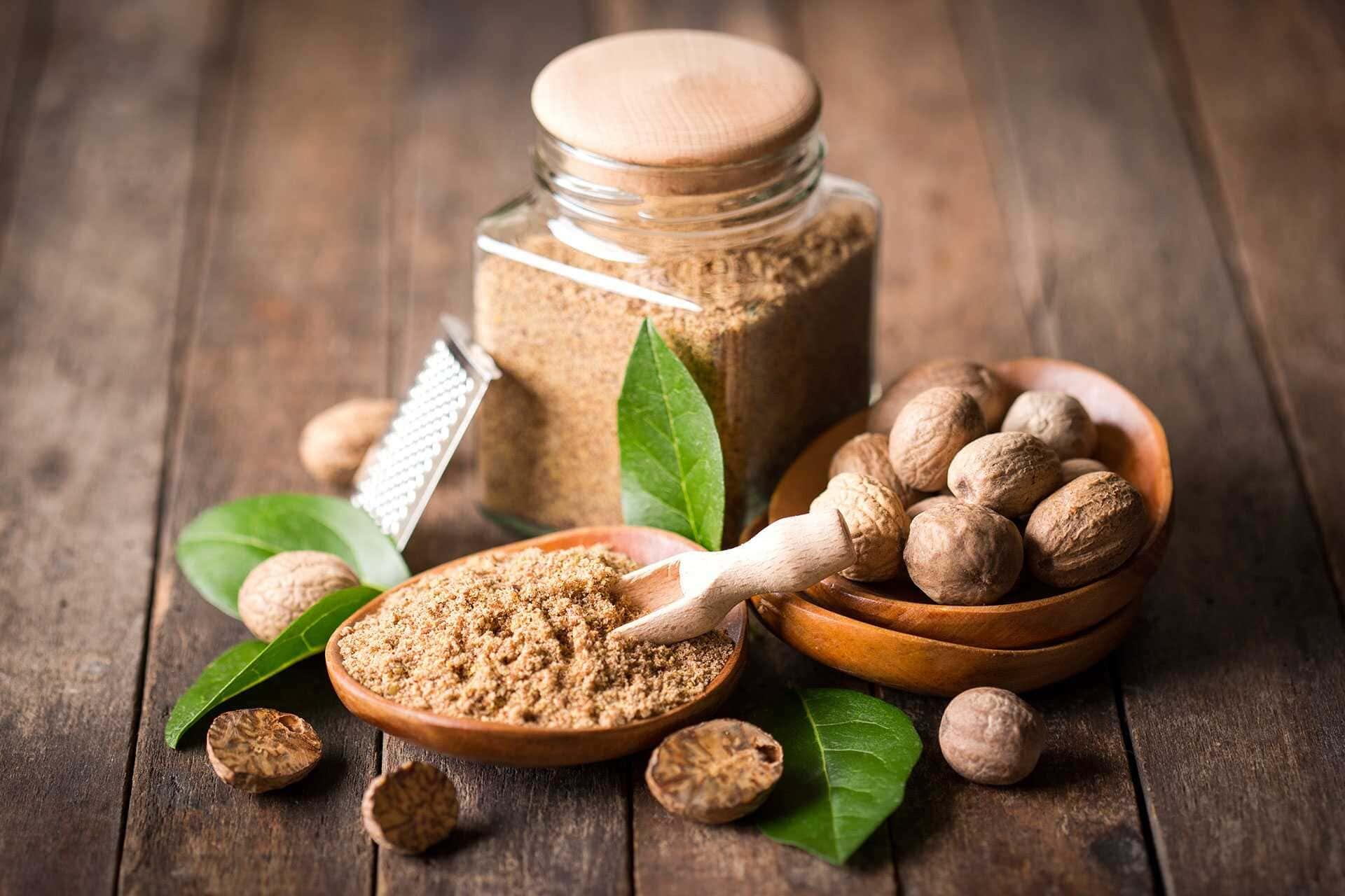 Лечебные свойства мускатного ореха и его применение в медицине