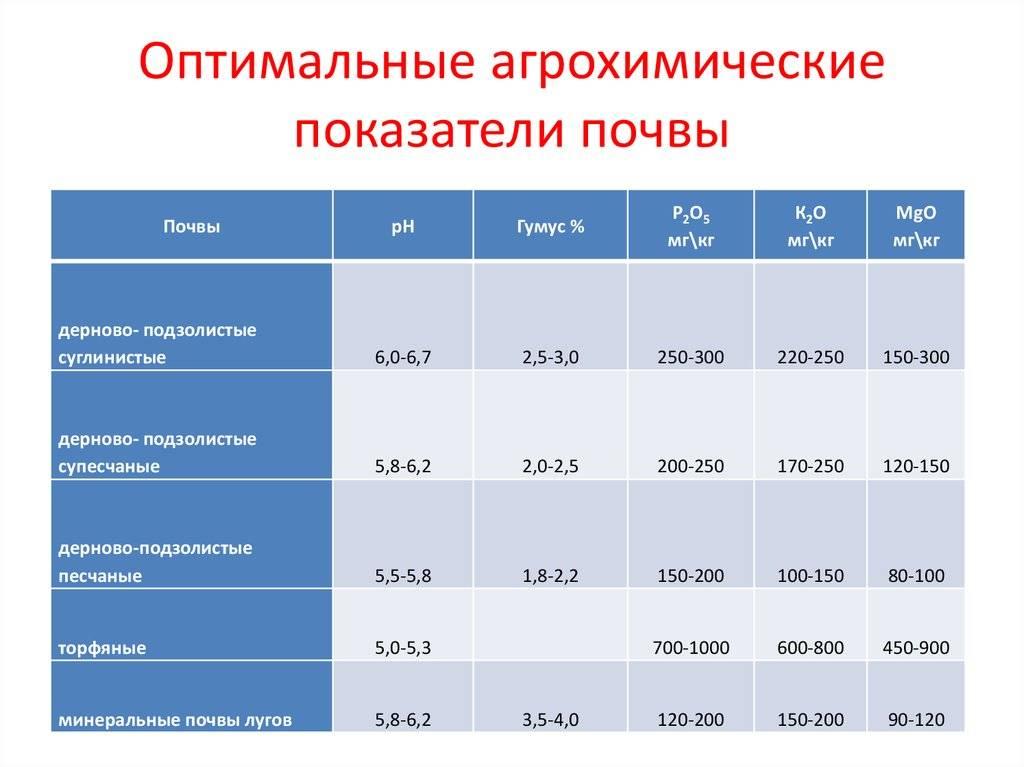 Почва: комплексная агрохимическая оценка   контент-платформа pandia.ru