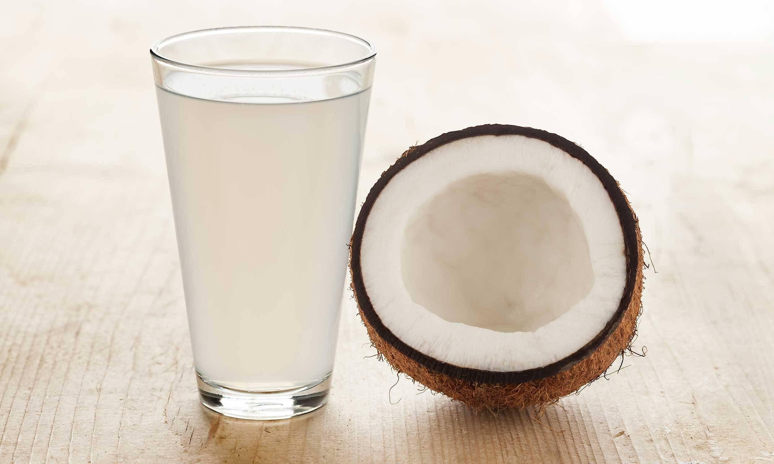 Кокосовая вода вред и польза и вред - всё для пользы
