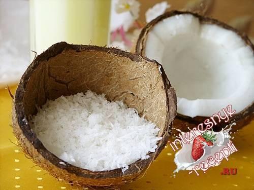 Кокосовая настойка из стружки или свежей мякоти – рецепт и правила приготовления ароматного напитка