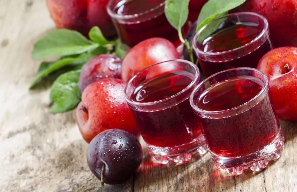 Сливовое вино в домашних условиях – сайт о винограде и вине