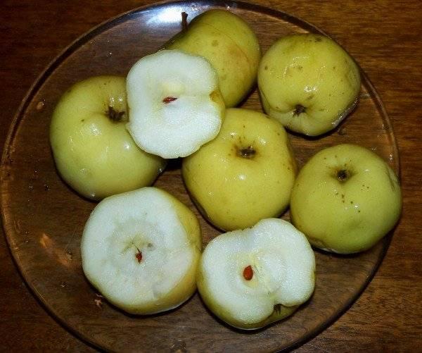 Моченые яблоки - 10 рецептов в домашних условиях с пошаговыми фото