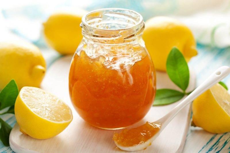 Варенье из лимона на зиму: простые рецепты приготовления, с кожурой и без