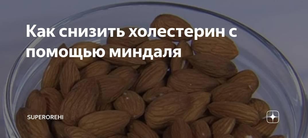 Можно ли есть орехи при повышенном холестерине