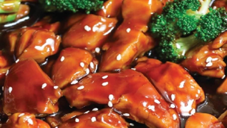 Как приготовить курицу с арахисом
