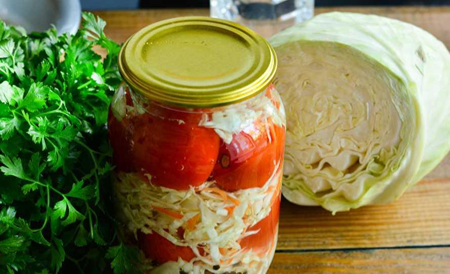 Салаты из капусты с болгарским перцем и морковью на зиму: лучшие рецепты