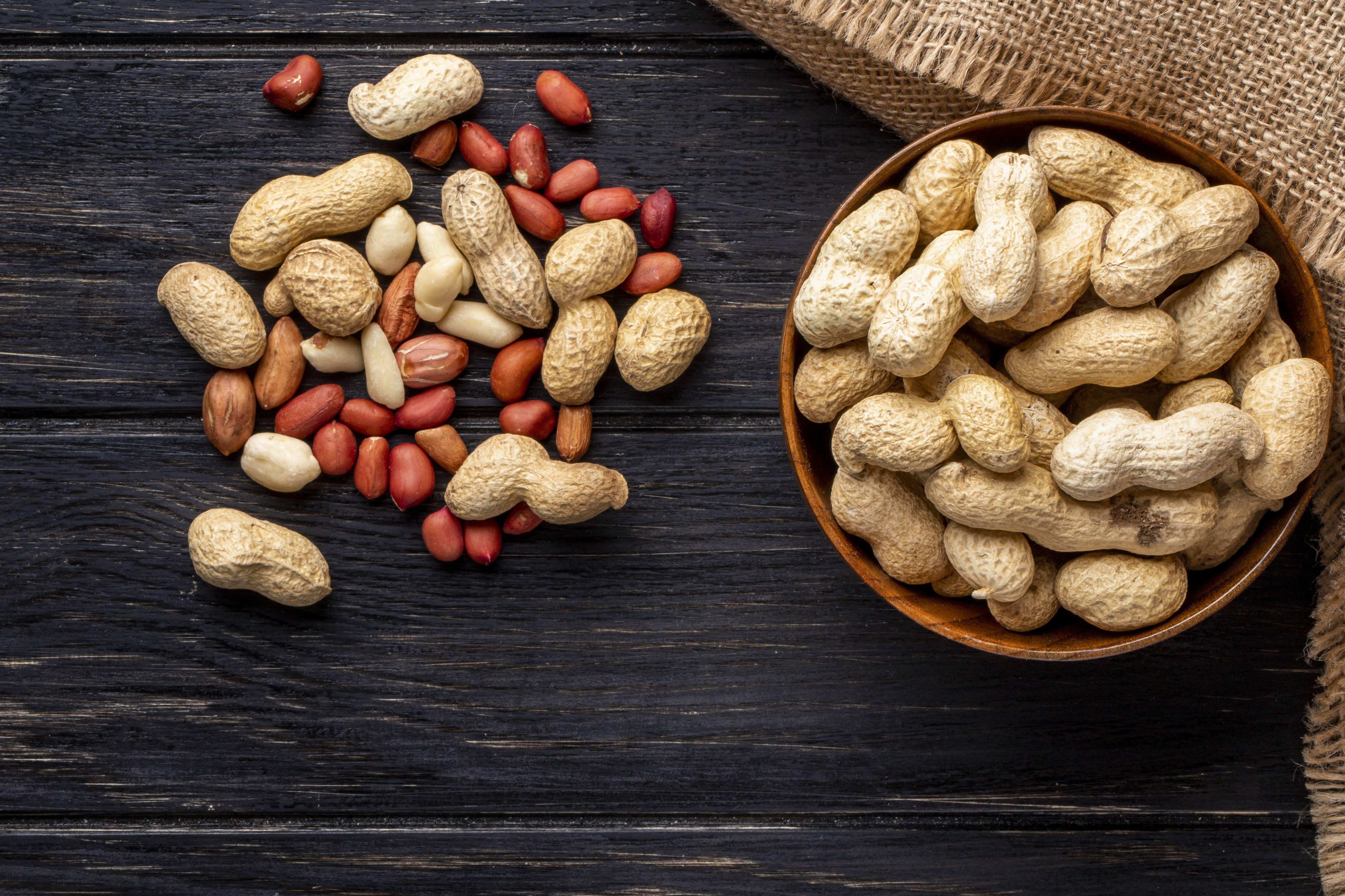 Арахис: польза или вред при похудении? на какой диете его можно?
