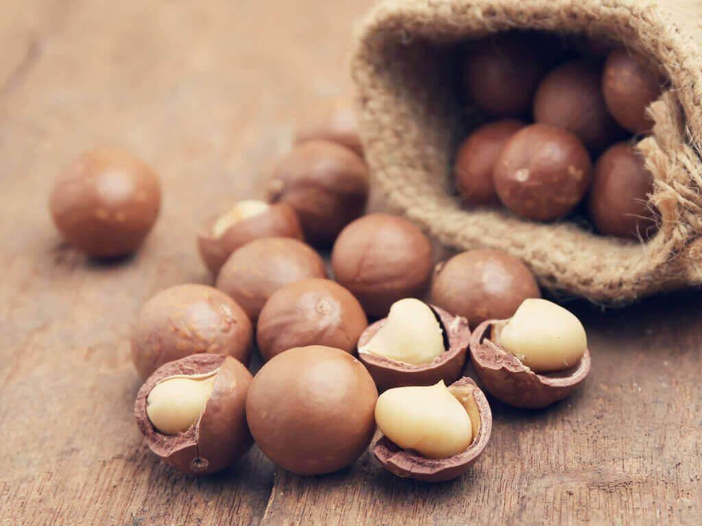 В чем польза и вред ореха макадамия для женщин и мужчин