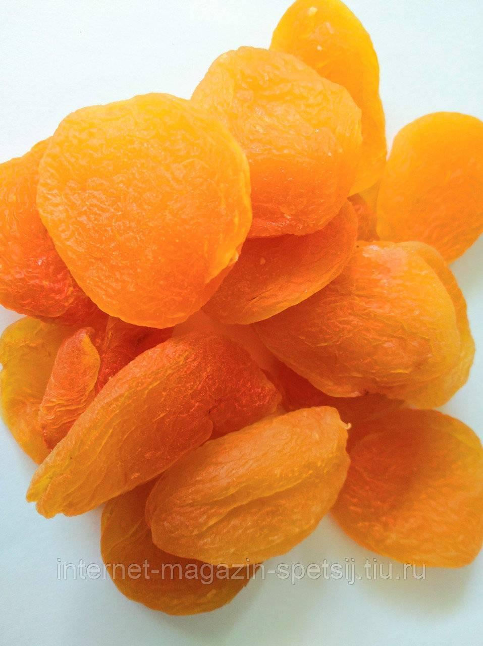 Сушеный абрикос: виды и отличия