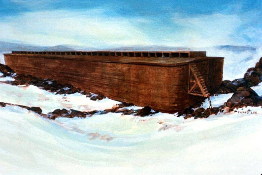 Где и когда ной построил ковчег