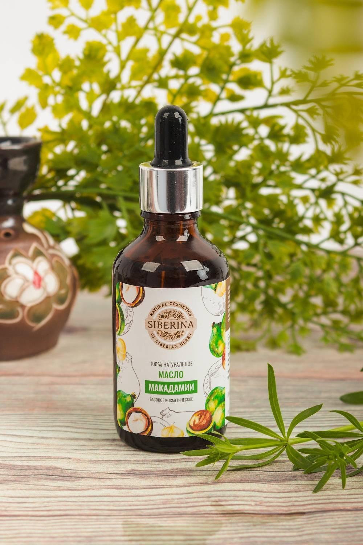 Описание, полезные свойства и применение масла ореха макадамия
