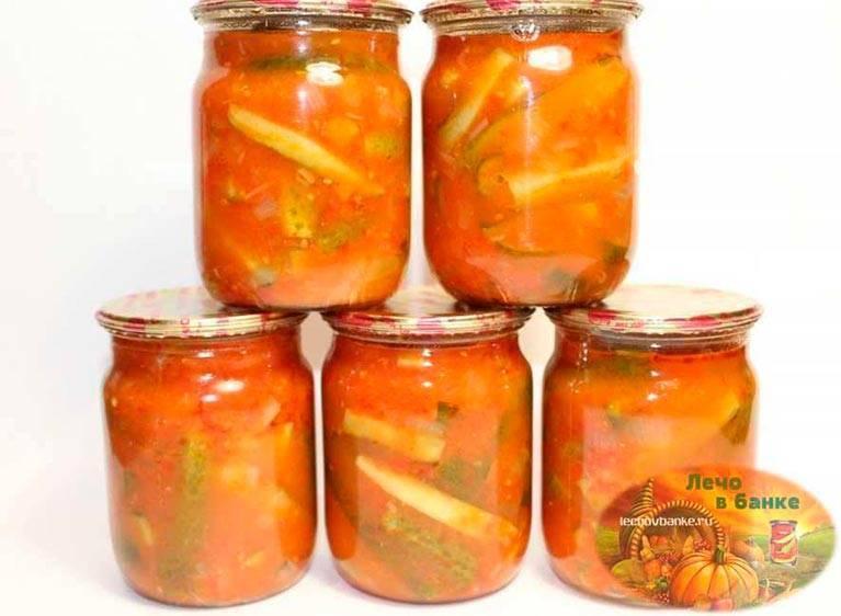 Маринованные огурцы с кетчупом чили - рецепты