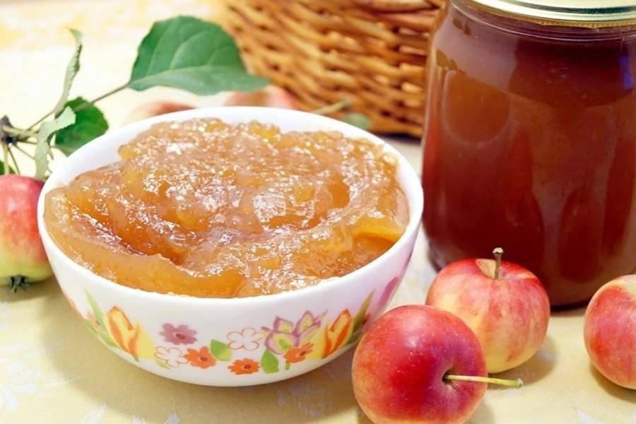 Варенье из яблок — лучшие рецепты на зиму. как вкусно сварить янтарное прозрачное яблочное варенье дольками, пятиминутку, джем, из райских яблок, в мультиварке?