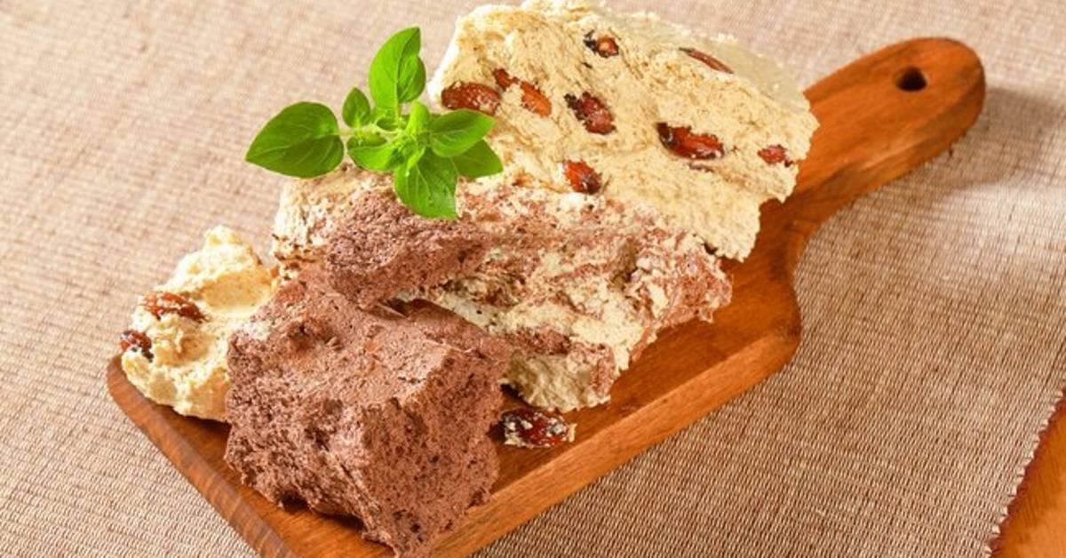 Халва: виды и сорта, калорийность, польза и вред