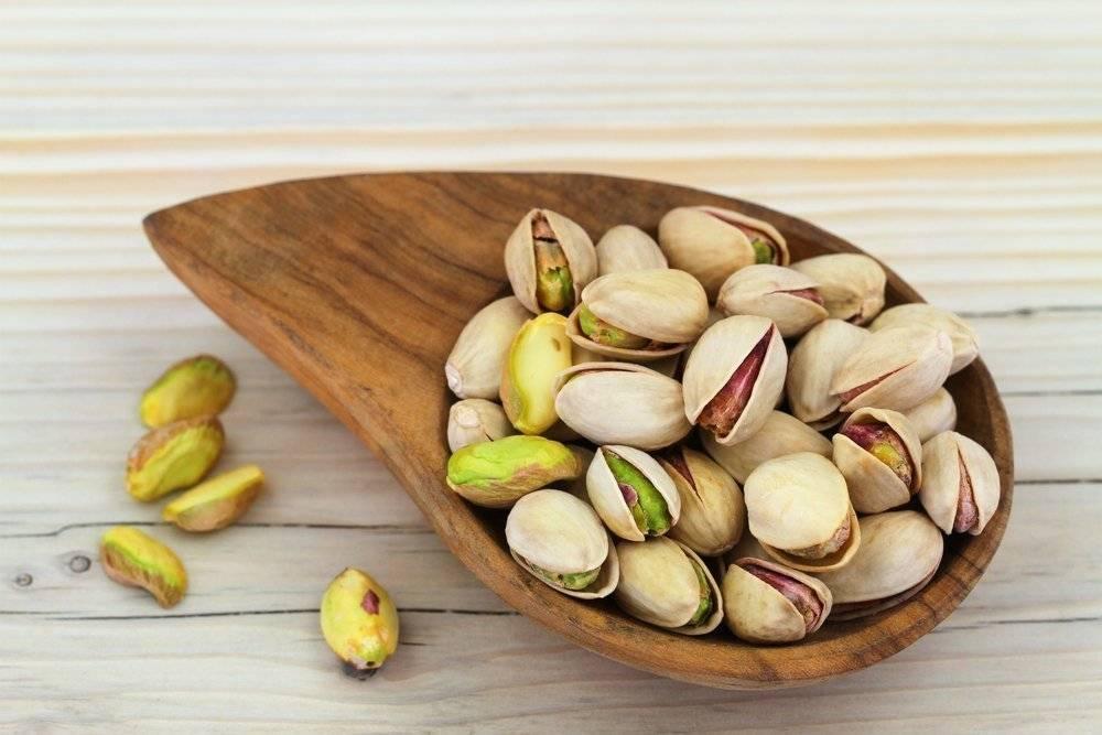 Фисташки при беременности: в каком количестве можно есть орехи