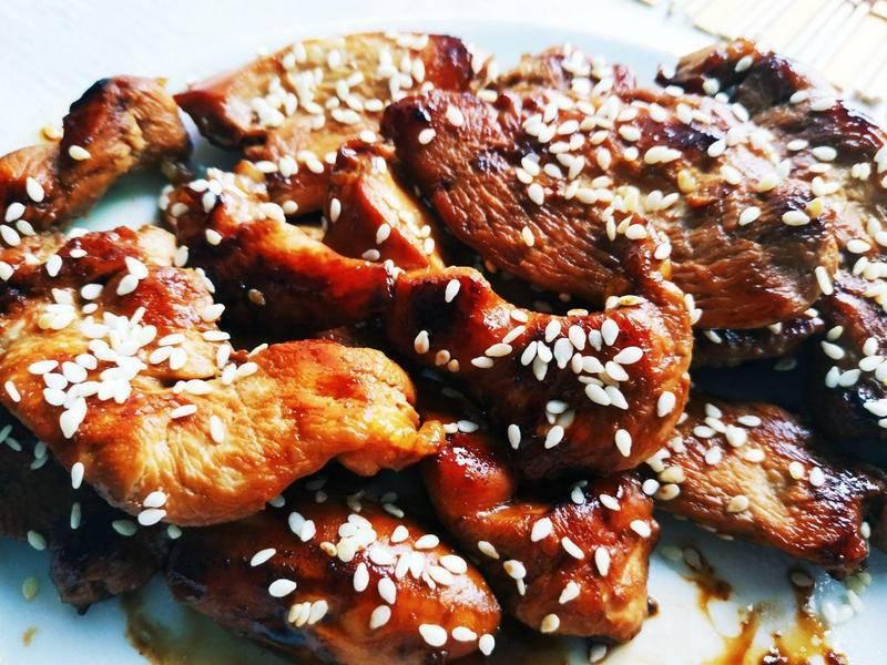 Куриная грудка в соусе терияки – кулинарный рецепт