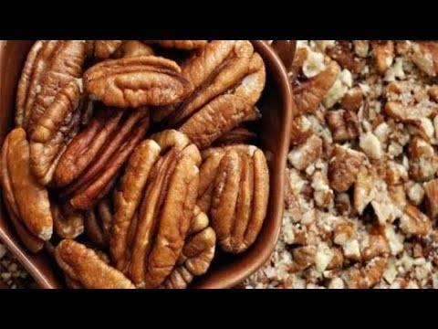 Чем полезен орех пекан для мужчин и женщин
