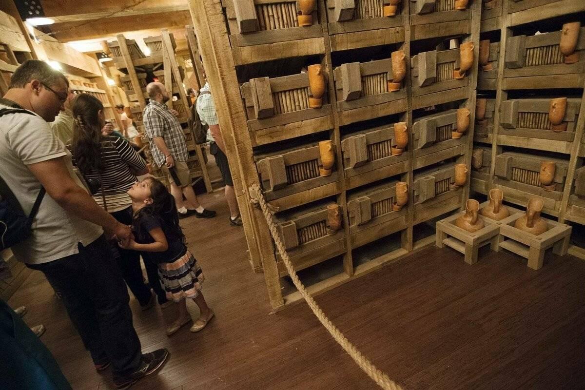 Ковчег завета хранит древние тайны цивилизации