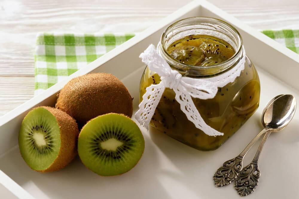 Варенье из киви: рецепты вкусных заготовок – как сварить экзотическое варенье из киви в домашних условиях » сусеки