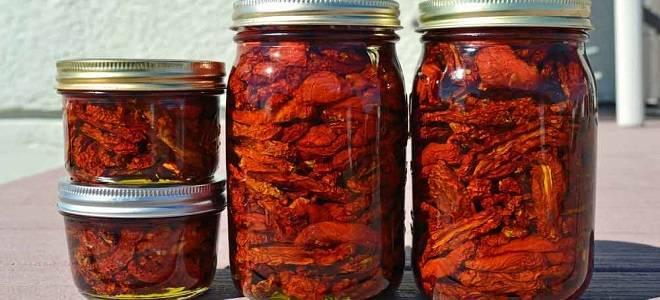 Вяленые помидоры в домашних условиях на зиму - 4 пошаговых рецепта — kushaisovkusom.ru