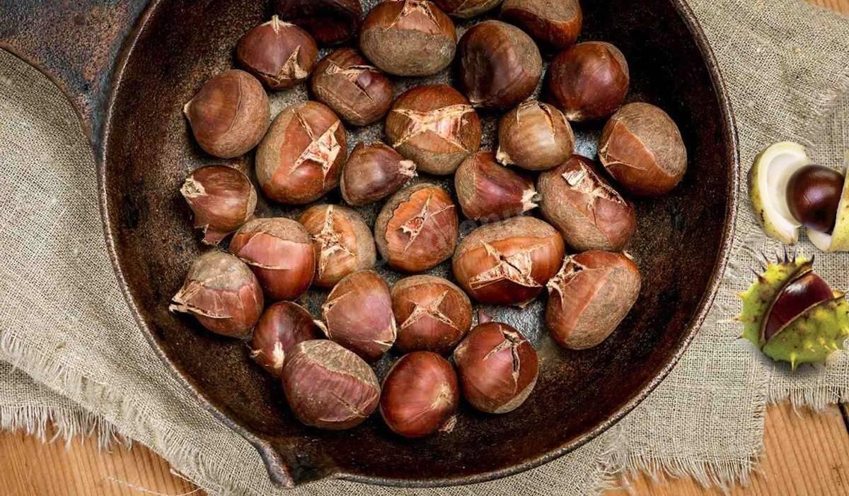Как готовить каштаны по пошаговому рецепту с фото