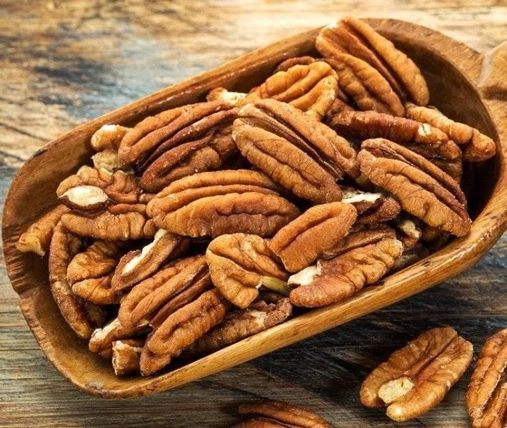 Орехи пекан: польза и вред