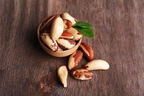 Бразильский орех - польза и вред для женщин, состав, калорийность и противопоказания