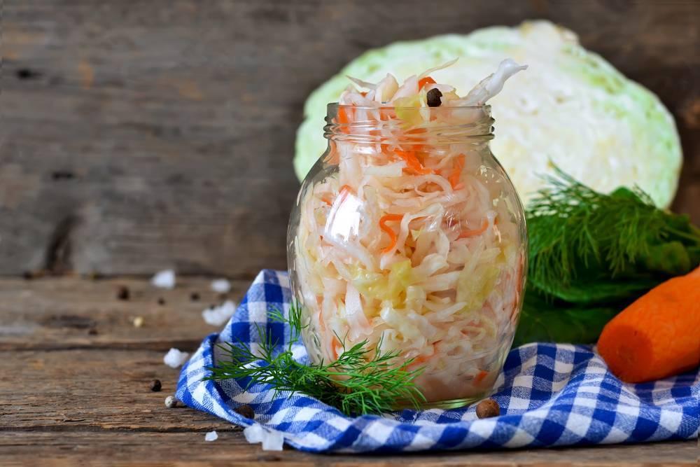 Квашеная капуста с хреном, 8 очень вкусных рецептов - советы