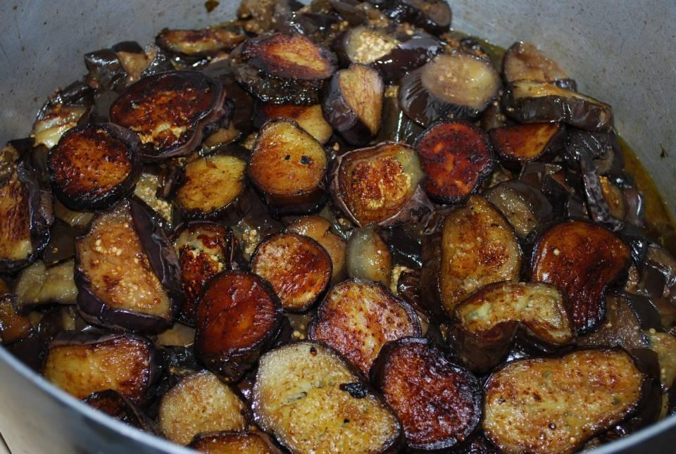 Баклажаны как грибы на зиму - 7 лучших рецептов с пошаговыми фото