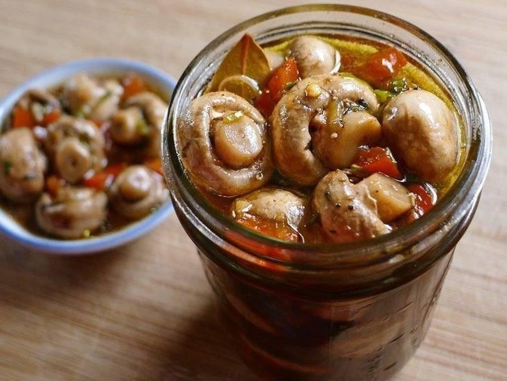 Вкусный маринад для грибов на зиму. рецепты на 1 литр воды