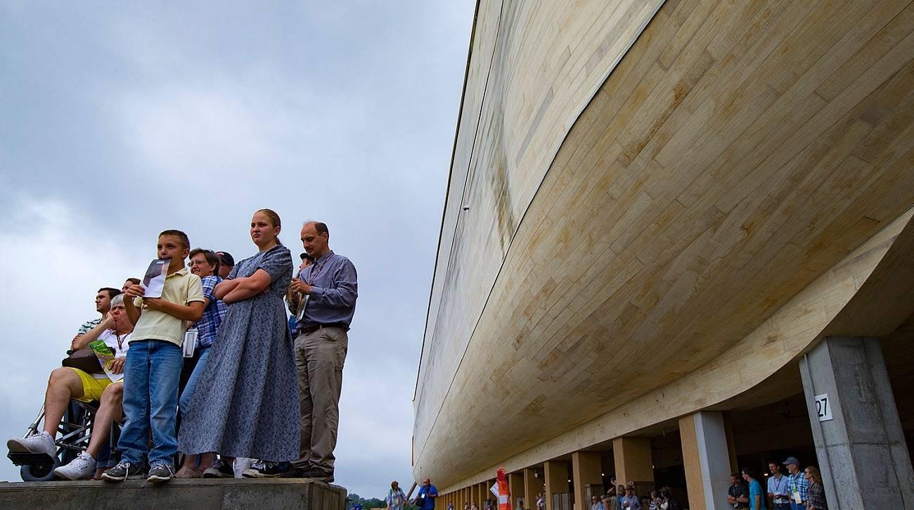 Ноев ковчег: в каком году был построен, был ли на самом деле   интересный сайт