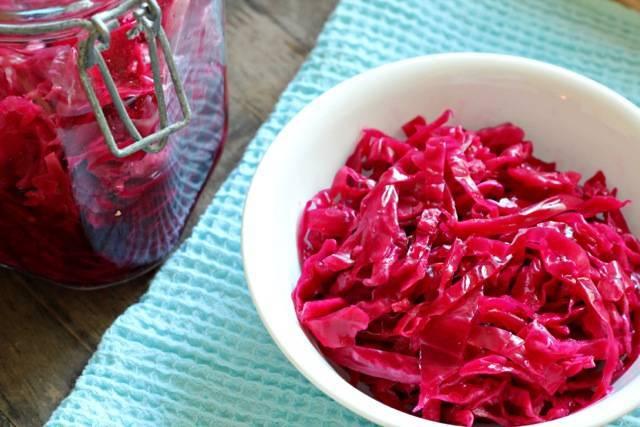 Маринованная капуста со свеклой быстрого приготовления – 7 рецептов с пошаговыми фото