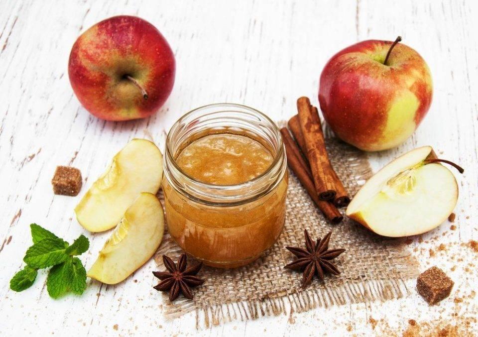 Варенье из яблок с корицей на зиму: несколько простых рецептов