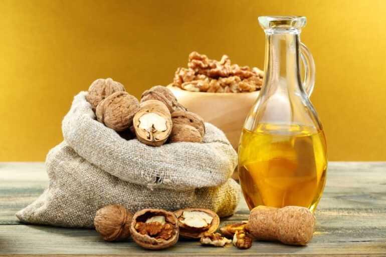Масло грецкого ореха: польза и вред, как принимать женщинам, мужчинам, детям, при беременности | народная медицина