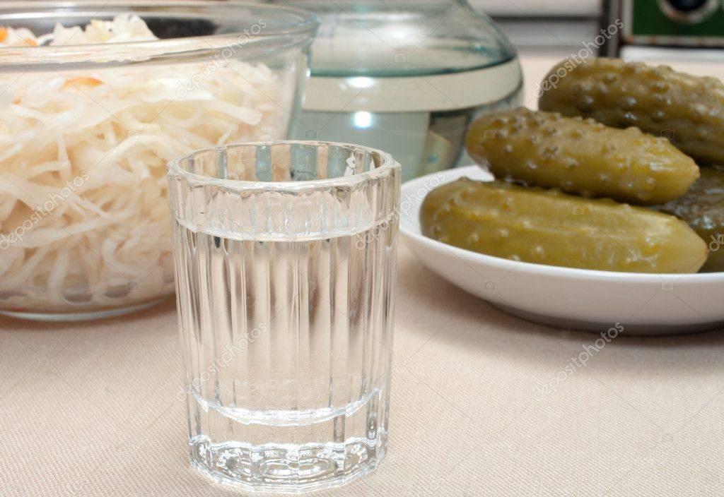 Рецепт квашеной капусты с водкой на зиму - рыболовный караван
