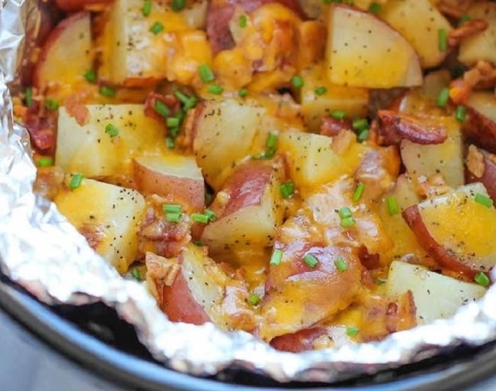 Картошка с беконом - 369 рецептов: основные блюда | foodini
