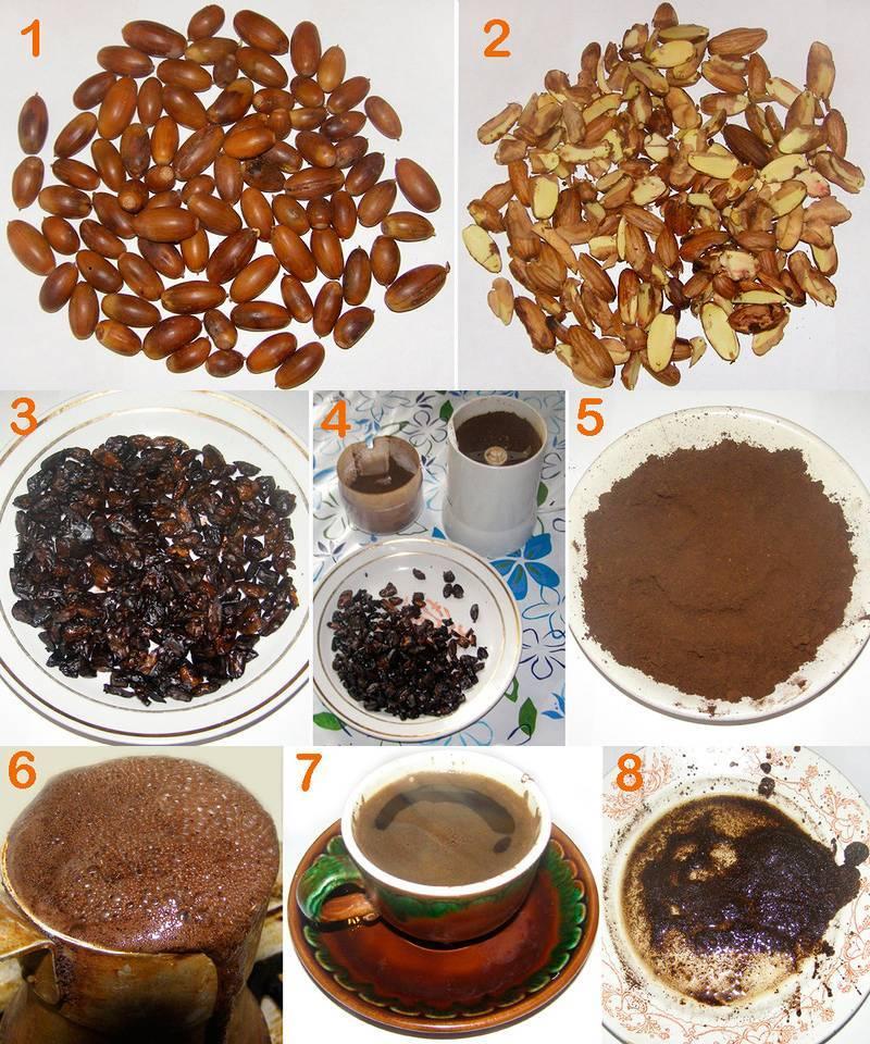 Желуди, полезные свойства, история и рецепт настойки «горный дубняк» из желудей и щепы дуба.