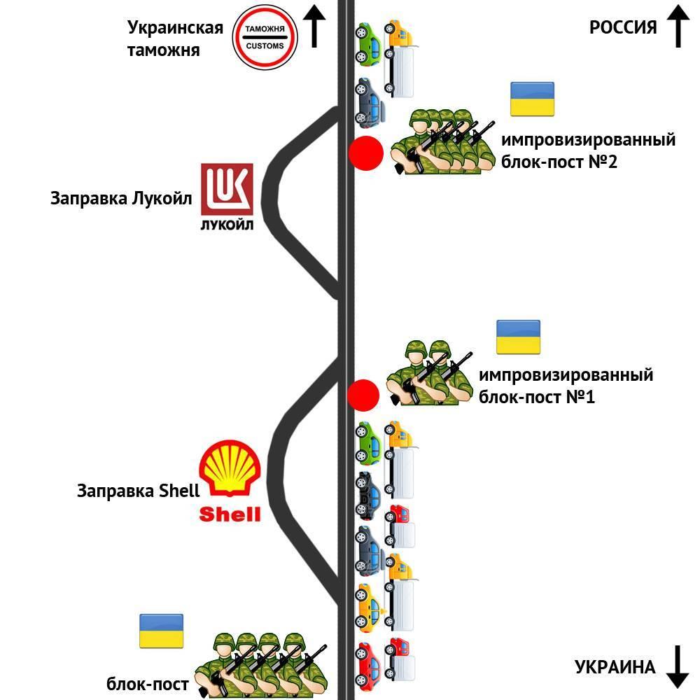 Таможня беларусь - украина (пересечение границы - правила)