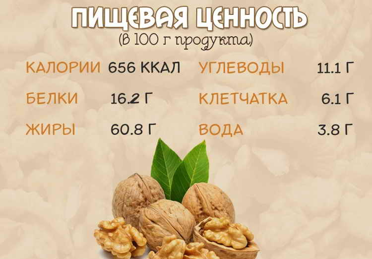 Калорийность кедровых орехов на 100 грамм, состав и польза