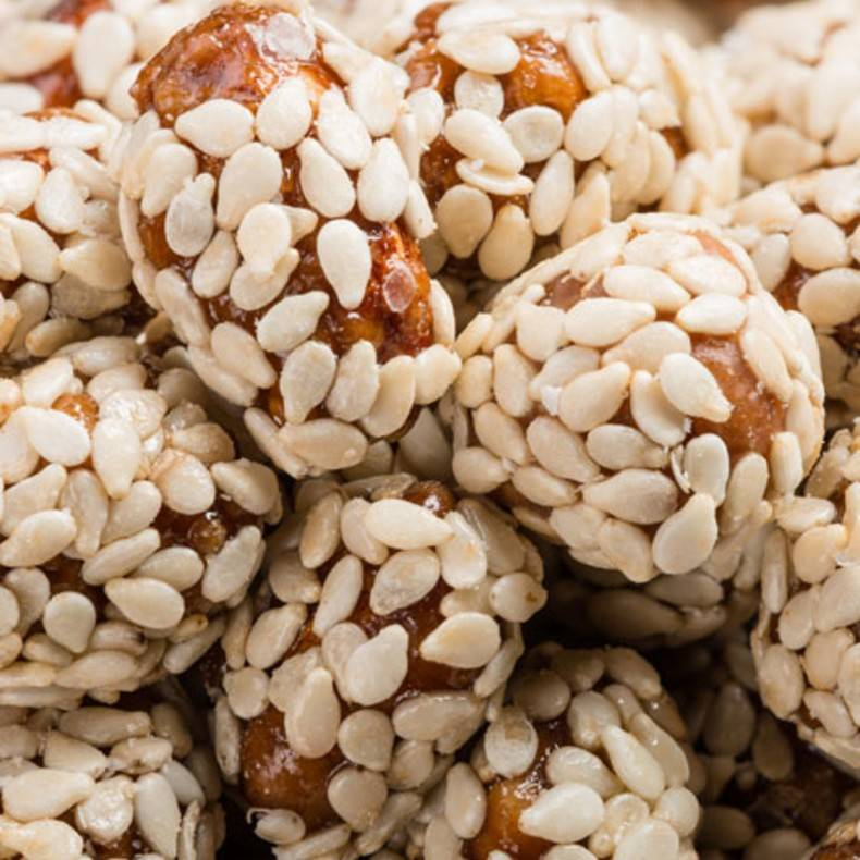 Польза и вред арахиса в кунжуте