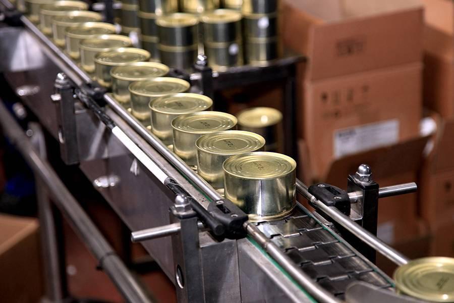Технология производства консервов - мясные, рыбные, овощные - оборудование