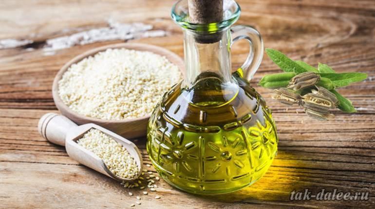 Кунжутное масло: польза и вред, в какой дозировке принимать для лечения