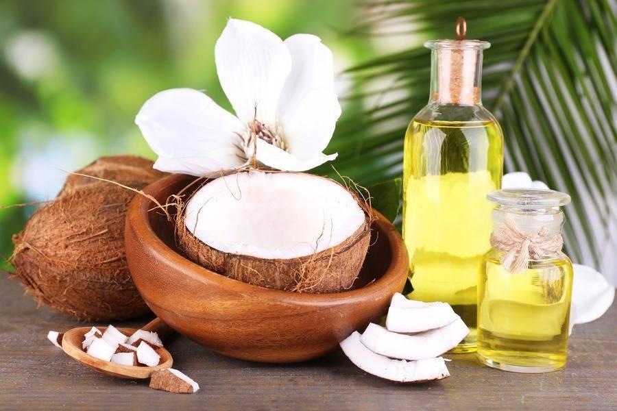 Кокосовое масло в косметологии польза и вред